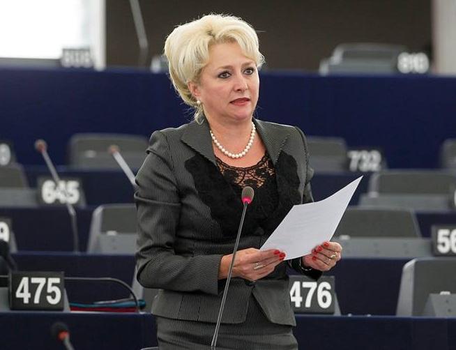 Image result for viorica dăncilă