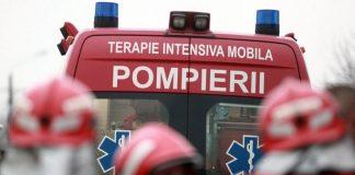 Misiunile pompierilor mehedințeni din ultimele 24 de ore