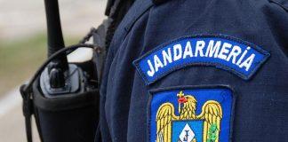 Jandarmeria Dolj asigură ordinea publică la Bobotează