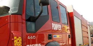 Vâlcea: Incendiu produs de un coș de fum necurățat la un apartament din Brezoi