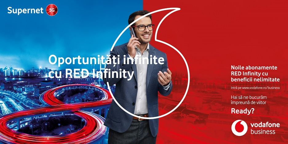 Vodafone Business a lansat RED Infinity: Oportunități ...