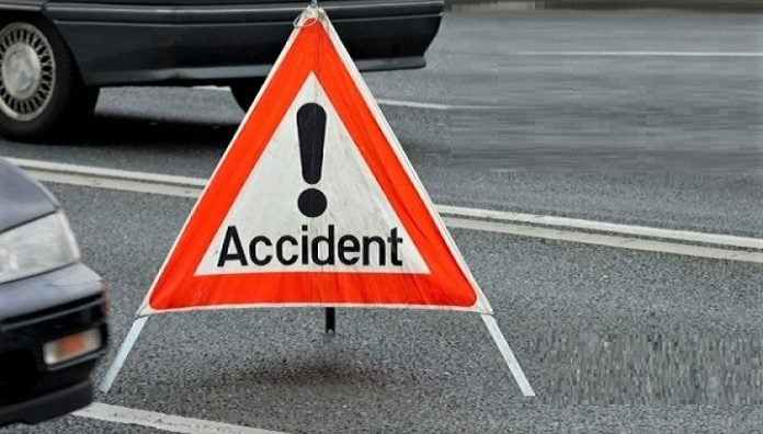 Olt: Accident rutier mortal la Brebeni