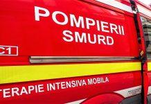 În ultimele 24 de ore, 28 de misiuni ale pompierilor mehedințeni în sprijinul cetățenilor