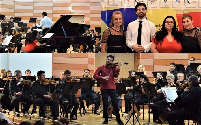 Concerte online la Filarmonica OLTENIA Craiova