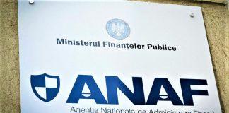 ANAF: Accesează una dintre facilitățile fiscale și nu vei fi executat silit!
