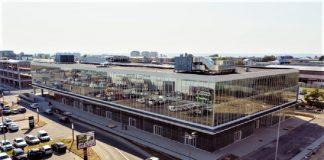 Catinvest deschide prima cladire de birouri de clasa A din Craiova in centrul comercial Electroputere Parc