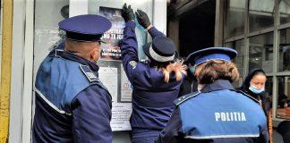 Dolj Acţiune de informare şi prevenire desfăşurată de poliţişti în spații comerciale