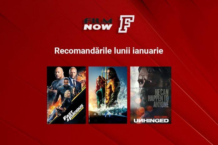 Film Now marchează începutul anului 2021 cu două premiere TV în România Furios şi iute Hobbs Shaw și Furie la volan