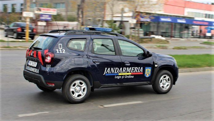 Jandarmeria Olt asigura ordinea publica de Revelion
