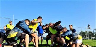 Nationala de rugby - Antalya