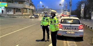 Polițiștii mehedințeni continuă acțiunile de prevenire și limitare a infectării cu virusul SARS-COV-2
