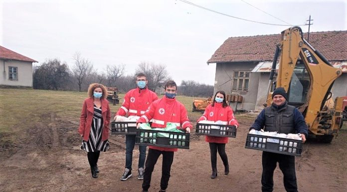 13 800 de mese calde au fost asigurate de Grupul CEZ persoanelor vulnerabile
