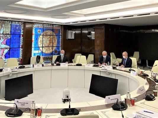 AMR – intalnire la nivel guvernamental pe tema Bugetului de stat pentru 2021