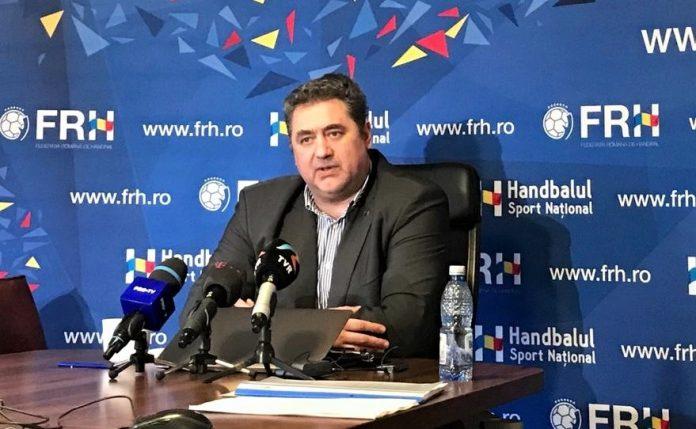 Alexandru Dedu, președintele Federației Române de Handbal
