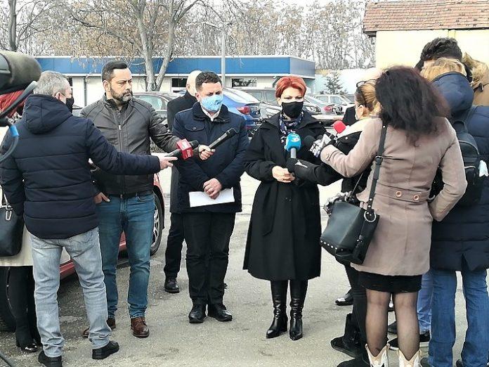 Compania de Apă Oltenia a semnat contractul pentru reabilitarea și extinderea rețelelor de apă și canalizare în zona de Vest a municipiului Craiova