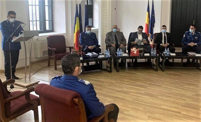 Jandarmeria Mehedinti a prezentat bilantul activitatilor desfasurate in 2020