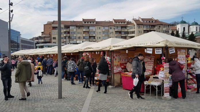 La Râmnicu Vâlcea au demarat pregătirile pentru organizarea Târgului Mărţişor 2021