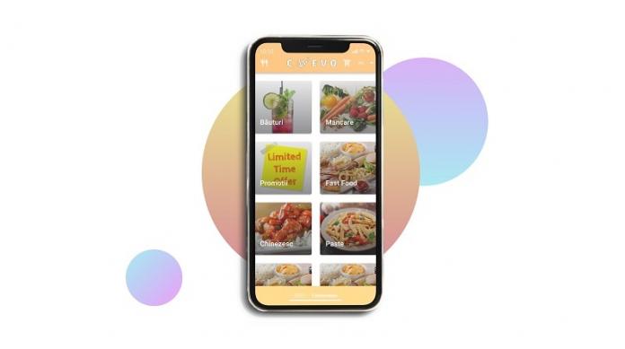 Meniu digital pentru redeschiderea restaurantelor post pandemic - Customenu
