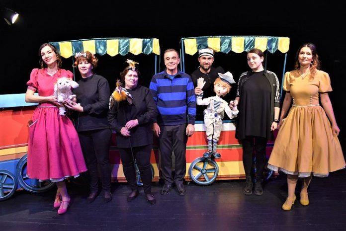 """Râmnicu Vâlcea: """"Aventurile lui Goe și Bubico"""" și """"D'ale Carnavalului"""" la Teatrul Anton Pann"""