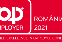 Vodafone Romania certificata Top Employer