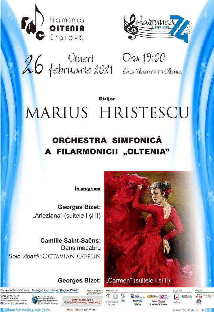 CARMEN de Bizet la Filarmonica Oltenia Craiova
