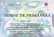 """Filiala UAP Râmnicu Vâlcea vă invită la deschiderea expoziției """"Semne de Primăvară"""""""