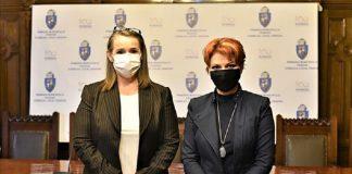 Lia Olguța Vasilescu s-a intalnit cu noua conducere de la Ford Romania