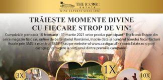 TRĂIEȘTE MOMENTE DIVINE CU FIECARE STROP DE VIN THE ICONIC