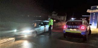 Vâlcea Polițiștii rutieri au acționat pentru depistarea șoferilor aflaţi sub influenţa băuturilor alcoolice