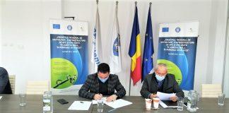 Branșamente, racorduri și apometre inteligente în 10 localități din județul Dolj, în baza unui contract semnat de Apă Oltenia