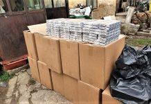 Dolj Perchezitii in Galiciuica si Bailesti la contrabandisti de tigari