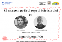 Institutul National al Patrimoniului va invita in calatorie pe firul rosu al Martisorului