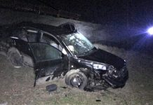 Olt Accident rutier grav la Daneasa