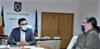 Prefectura Valcea in parteneriat cu Asociatia Kogayon pentru infiintarea geoparcului Oltenia de sub Munte