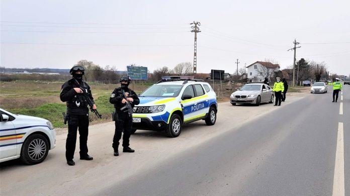 Razie în Craiova - ieri și în noaptea de 20 spre 21 martie 2021, IPJ Dolj