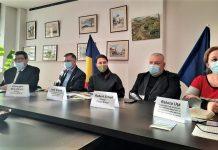 Reprezentantii proiectului Antreprenoresti Adoptă un Sat in actiune pe Valea Lotrului