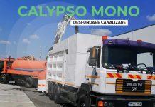 Specialistii firmei Calypsomono sunt neintrecuti in vidanjarea foselor septice