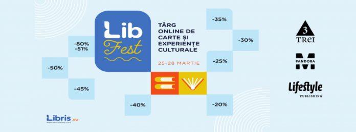 Targul de carte LibFest 2021