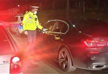 Valcea - Actiuni desfasurate de politistii rutieri la final de saptamana