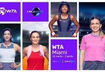 WTA Miami in exclusivitate la Digi Sport - Simona Halep va evolua din turul al doilea