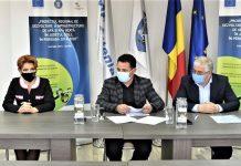 Compania de Apă Oltenia a semnat al treilea contract de lucrări pentru Isvarna II
