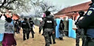 Nunta oprita de politisti in comuna Catane, satul Catanele Noi, judetul Dolj - sambata, 3 aprilie 2021