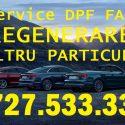 Regenerare Filtru Particule DPF FAP SCR - orice marca