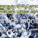 Reconditionare Turbina Focus 1.6 TDCi 90cp 110cp 109cp Cu montaj