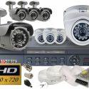 Montaj sisteme de supraveghere video