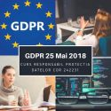 CURS DPO - GDPR: General Data Protection Regulation