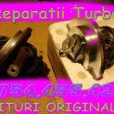 Service turbine reconditionari turbo Renault Laguna Megane 1.9 DCI Focus 1.6 TDCI Volvo S40 S60 C30