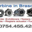 Reparatie Turbosuflanta in Brasov Turbine noi pentru turisme Camione si Tractoare