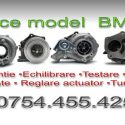 Turbina Hibrid BMW 320d e90 163 Cp 177 184 520d f10 e60 turbina upgrade