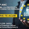 Curs Responsabil cu Protectia Datelor cu Caracter Personal - Tip ANC - Cod COR 242231 –